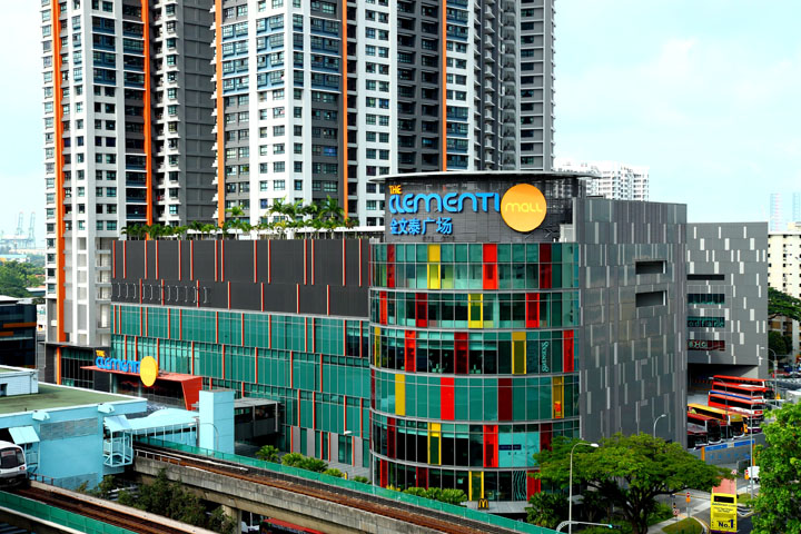 Image result for The Clementi Mall has everything you need